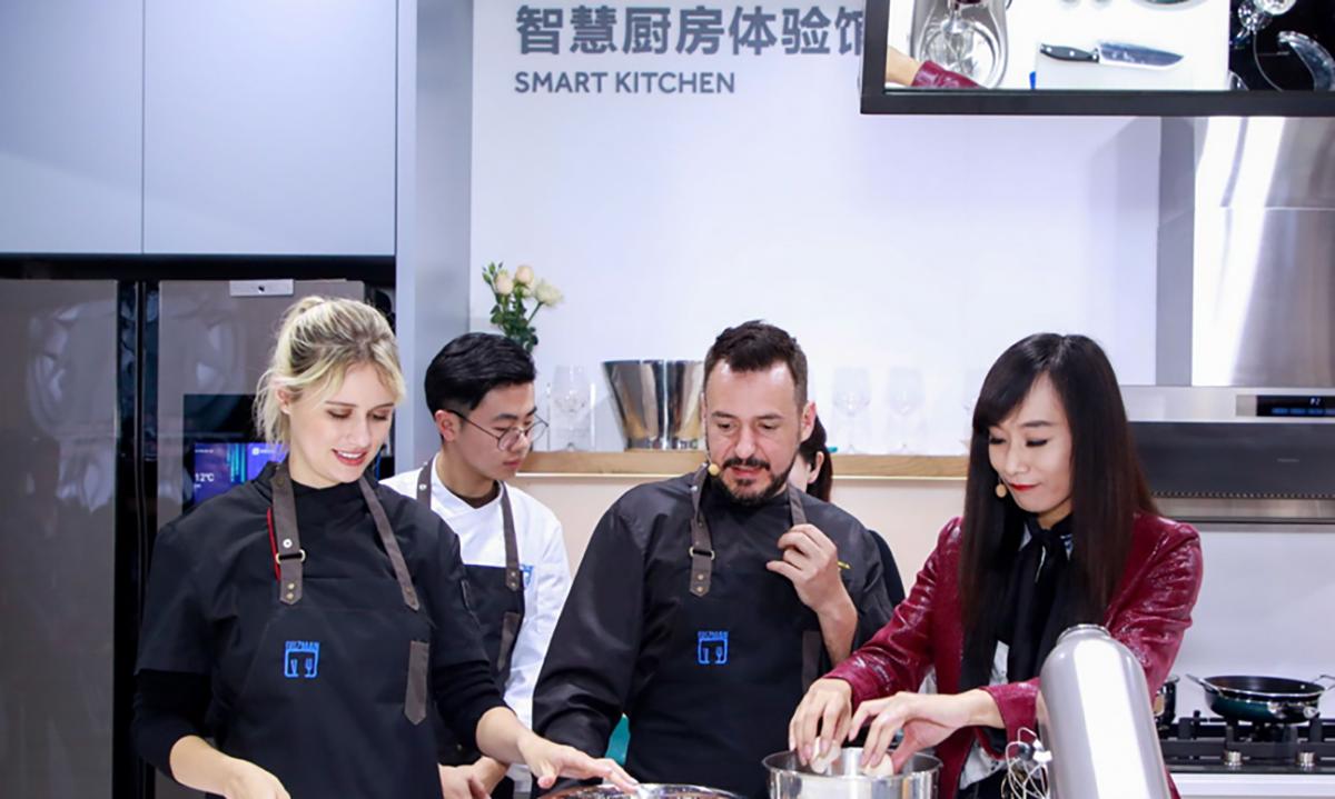 AWE 2019丨家电家居融合加速,全国首个物联网家居生态店落地上海