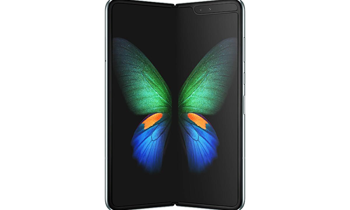 三星可折叠手机Galaxy Fold正式发布:手机一秒变平板,1.3万元起售