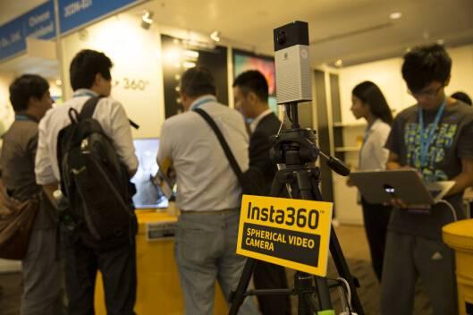 VR创业没有切入点?看Insta360怎样从全景相机市场切蛋糕