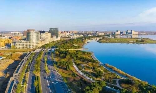 """上海临港新片区""""拔节生长"""":开放新高地 产城新融合"""