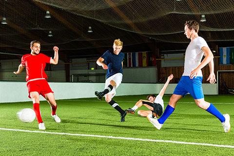 亿欧体育+分享第九期:嗨足球为业余足球赛事提供一站式服务