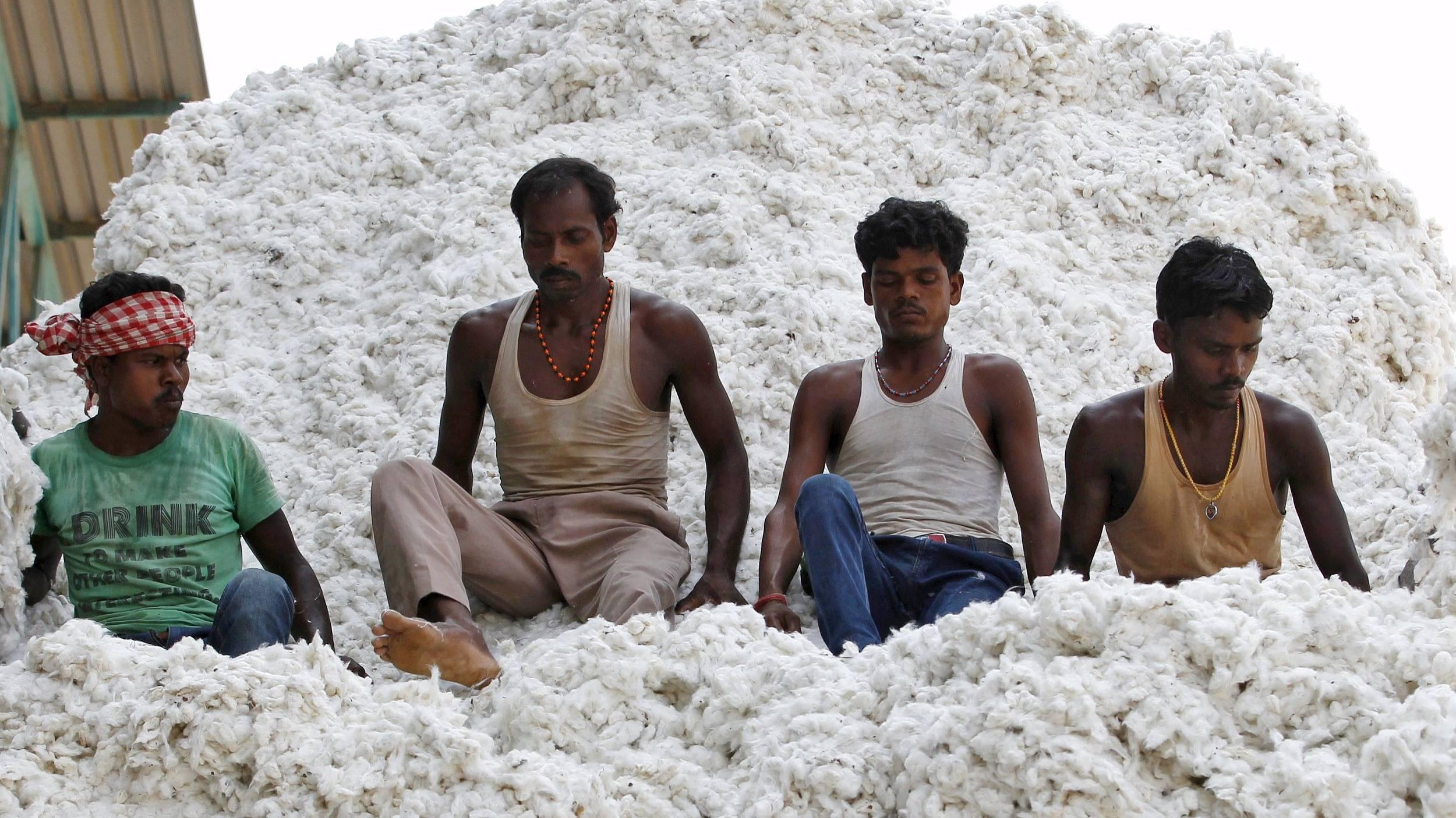 大量订单回流中国,印度纺织业情况有多糟?