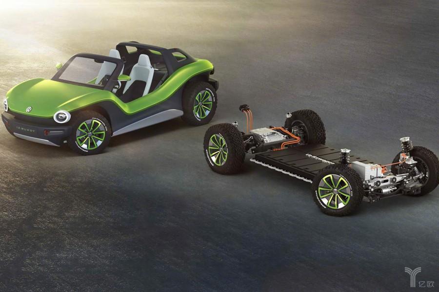 """对外开放MEB平台,大众集团展电动汽车行业标准制定者""""野心"""""""