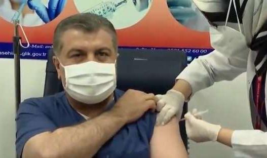 土耳其批准紧急使用中国的克尔来福新冠疫苗