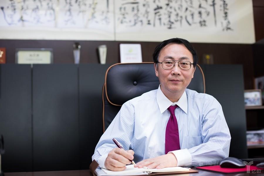 金峰CEO蔡熙: 国外深耕三十载,回国只为一件事--使中国物流更畅通!