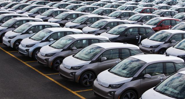 我国新能源汽车数量约占全球总量一半