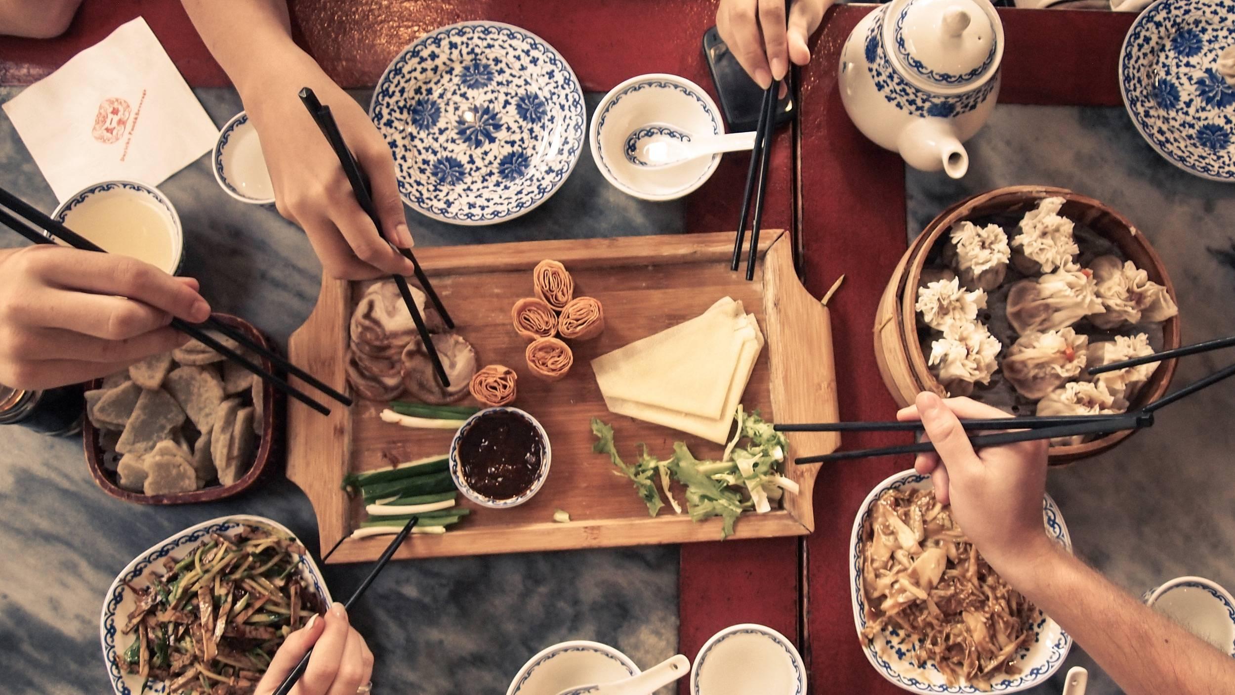 分餐制可不只是一把公筷而已