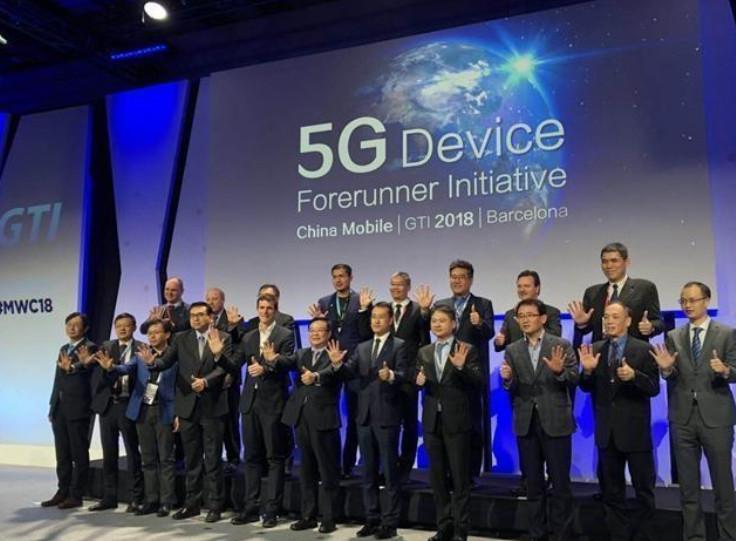 5G演义之中国前进:为何从2G的追赶者,变成5G的领跑人?