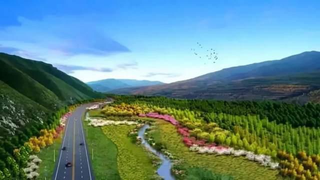 """好期待啊!冬奥景观大道将成为""""网红打卡地"""""""
