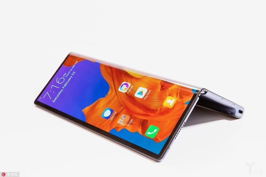 折叠屏手机会是下一个风口吗?