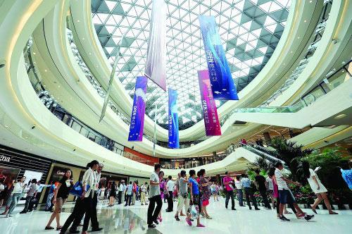 海南离岛免税店预计今年总销售额将突破320亿元