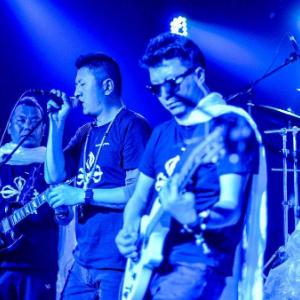 中国乐队在等待一个夏天