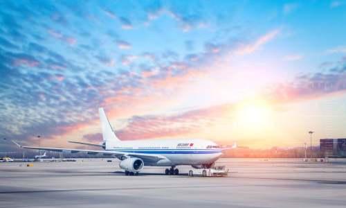 我国民航运输总周转量、旅客周转量均位居世界第二 航线密布通全球