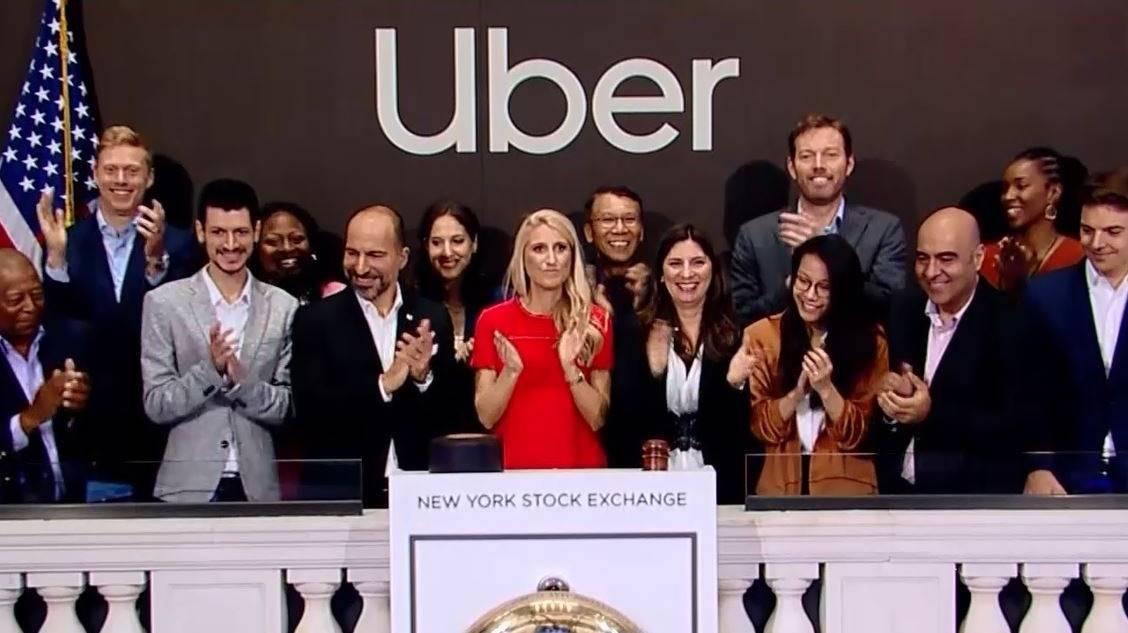 Uber纽交所上市,市值750亿美金,招股书里都说了啥?