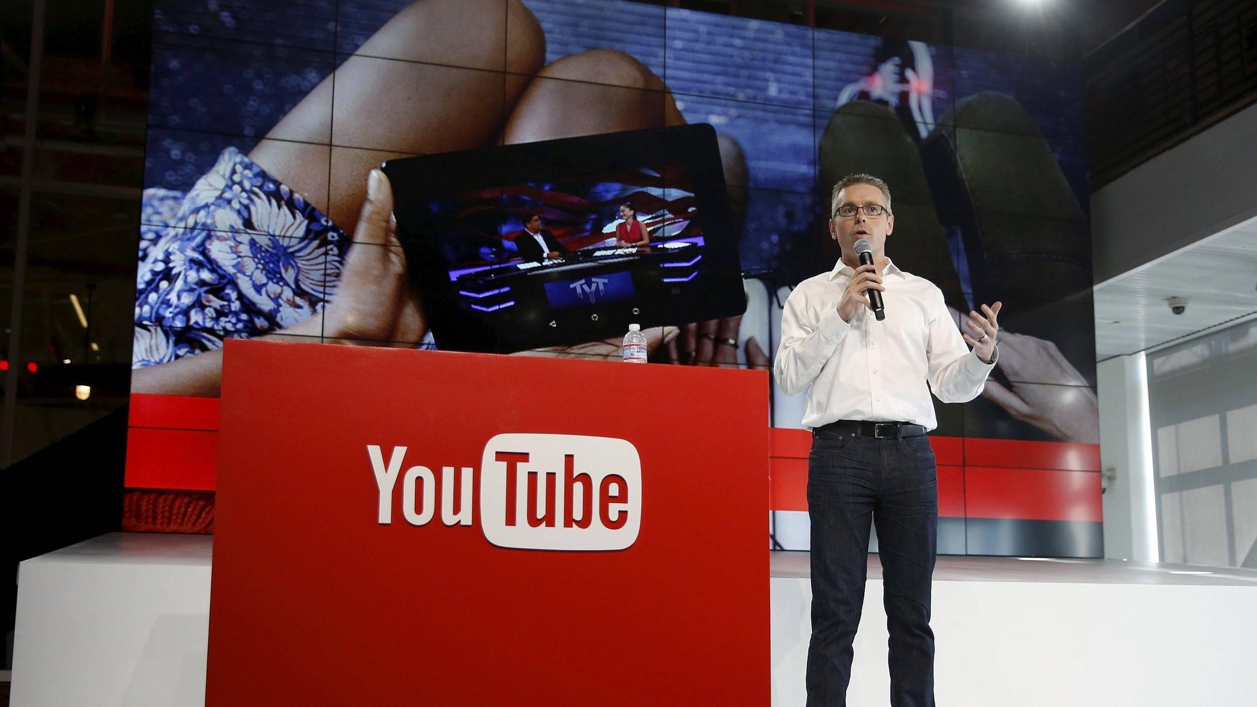 视频博主的收益是咋算的?YouTube终于公开了