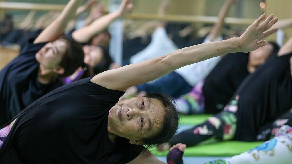 一个中国乡村的瑜伽扶贫试验