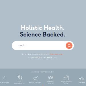 """想做健康生活的""""百科全书"""",「Kenshō Health」推出医疗知识推荐平台"""