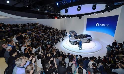 蔚来汽车携11辆车参加上海车展,首款量产SUV ES8将公开亮相