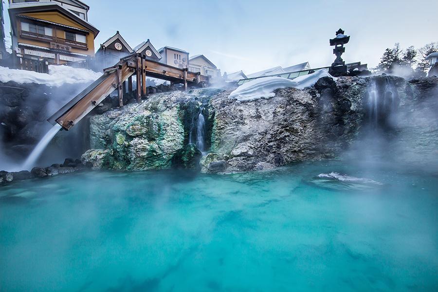 产业大而企业小,温泉旅游是新蓝海?