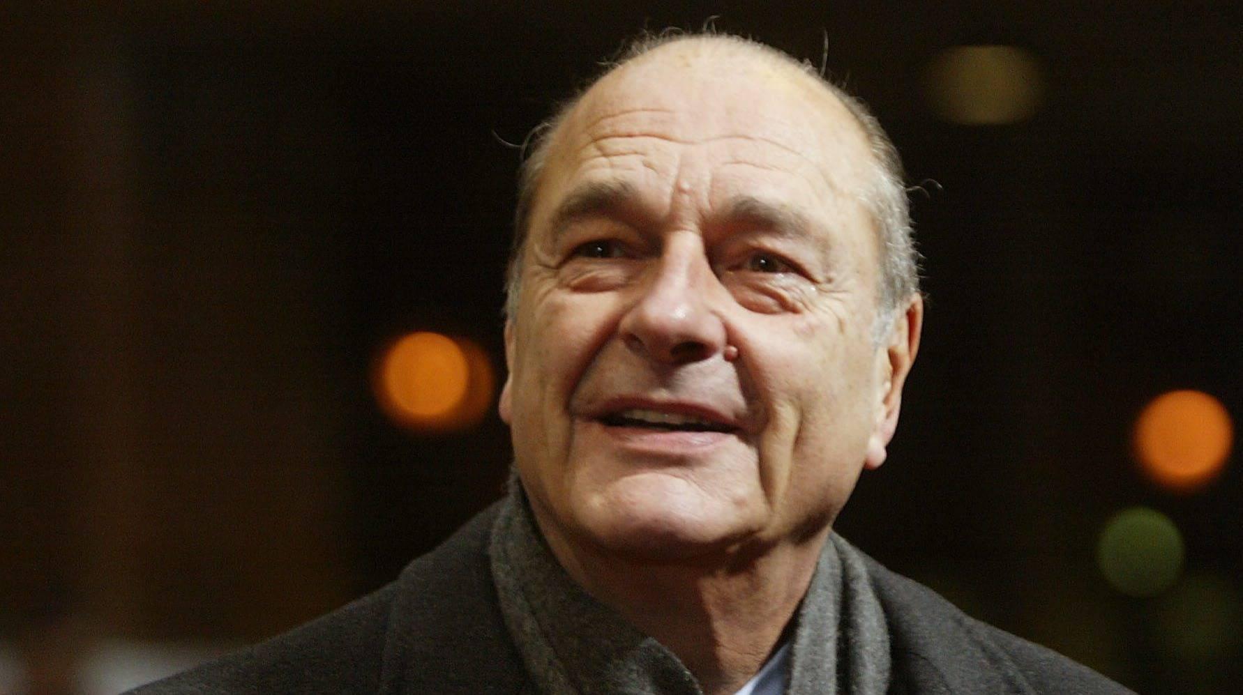 """法国前总统希拉克逝世:曾造就中法关系""""黄金十年"""""""