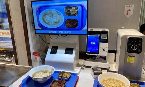 """上海:AI打造早餐工程""""科技味道"""""""