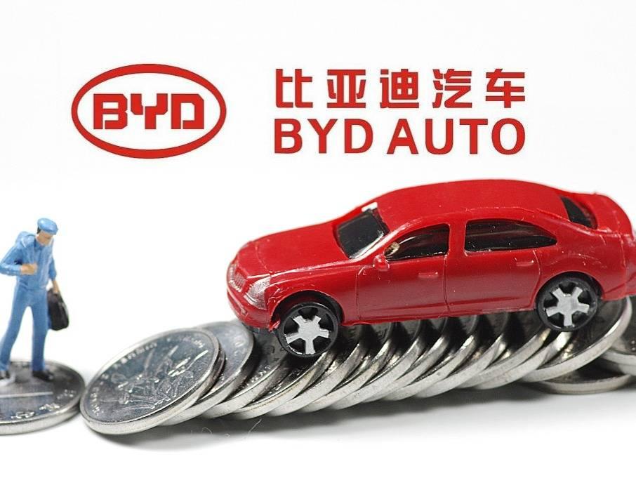 【财报案例篇-比亚迪】为什么比亚迪应该拆分电动车业务?