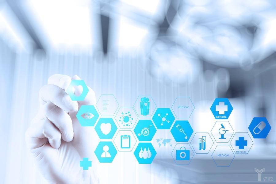 医拍智能转型All in区块链,原AI医疗业务独立拆分融资