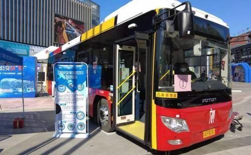 """广州上线""""公交防疫雾化消毒系统"""" 一键全车自动消菌"""