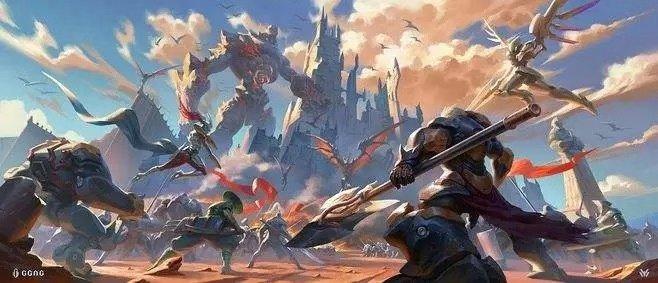 英雄联盟和王者荣耀大战一触即发?你真的想多了