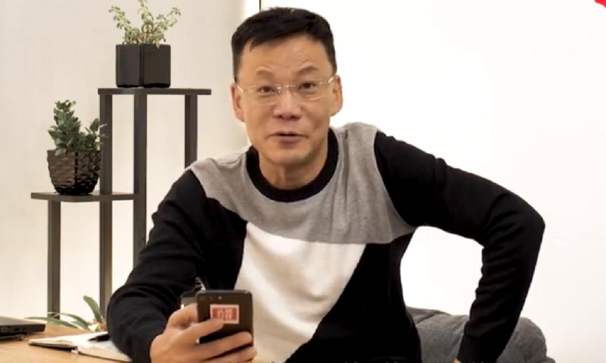 """55岁李国庆再创业:不在当当网撕扯,用""""区块链+版权""""杀一片天地"""