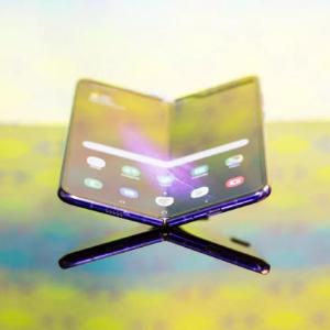 """三星设计第二款折叠手机:6.7英寸屏幕可""""缩成方形"""""""