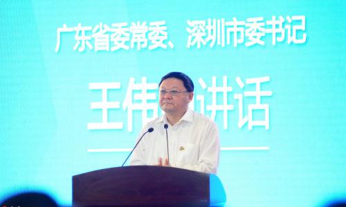 深圳市委书记王伟中:举全市之力推进粤港澳大湾区建设