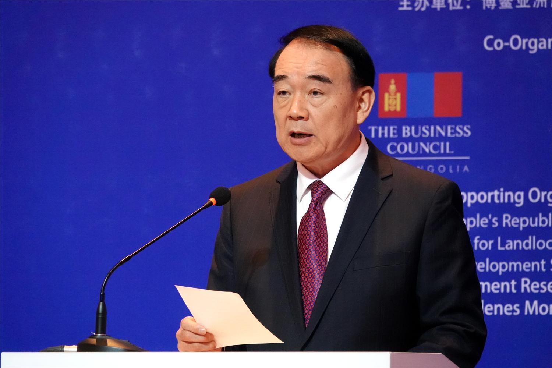 博鳌亚洲论坛李保东:坚守开放和共赢初心 促进亚洲与世界共同发展