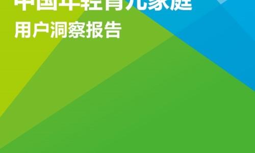 2019年中国年轻育儿家庭用户洞察报告