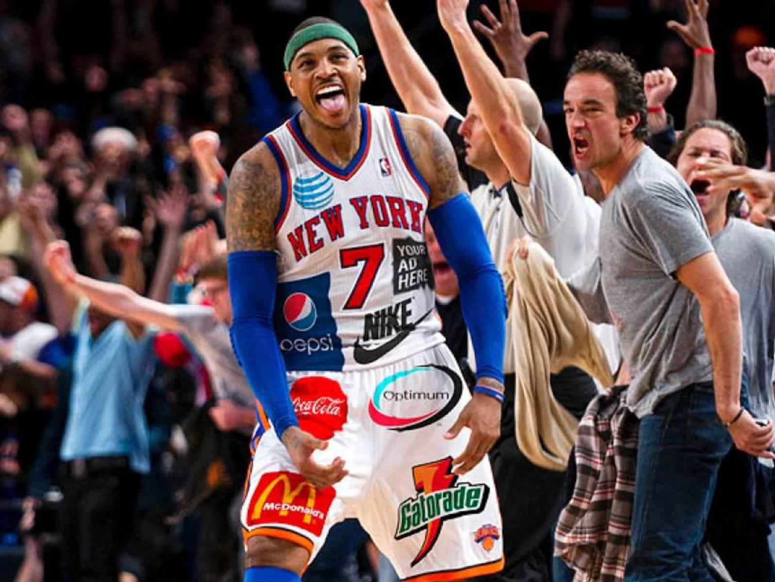 仅6支球队签约品牌,价值1.5亿美元的NBA球衣广告生意怎么做下去?