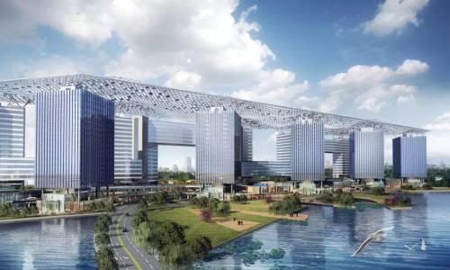 上海临港新片区打造世界级前沿产业集群