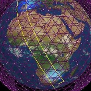 SpaceX已将350多颗星链卫星送入轨道,将建百万地面用户终端