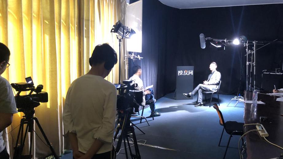 光度影视独家专访栏目:《海南新声》——六十位海南优秀企业家访谈录开机啦!
