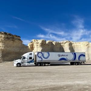 历时3天横越美国东西海岸,「智加科技」为美国乳业巨头提供了首次自动驾驶货运服务