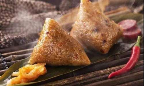 """新口味""""粽"""",你知多少?螺蛳粉粽、臭豆腐粽、折耳根粽、榴莲粽……"""