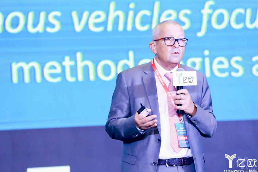 计算机界的诺贝尔奖得主Joseph现身大湾区峰会,探讨IOT下的系统设计