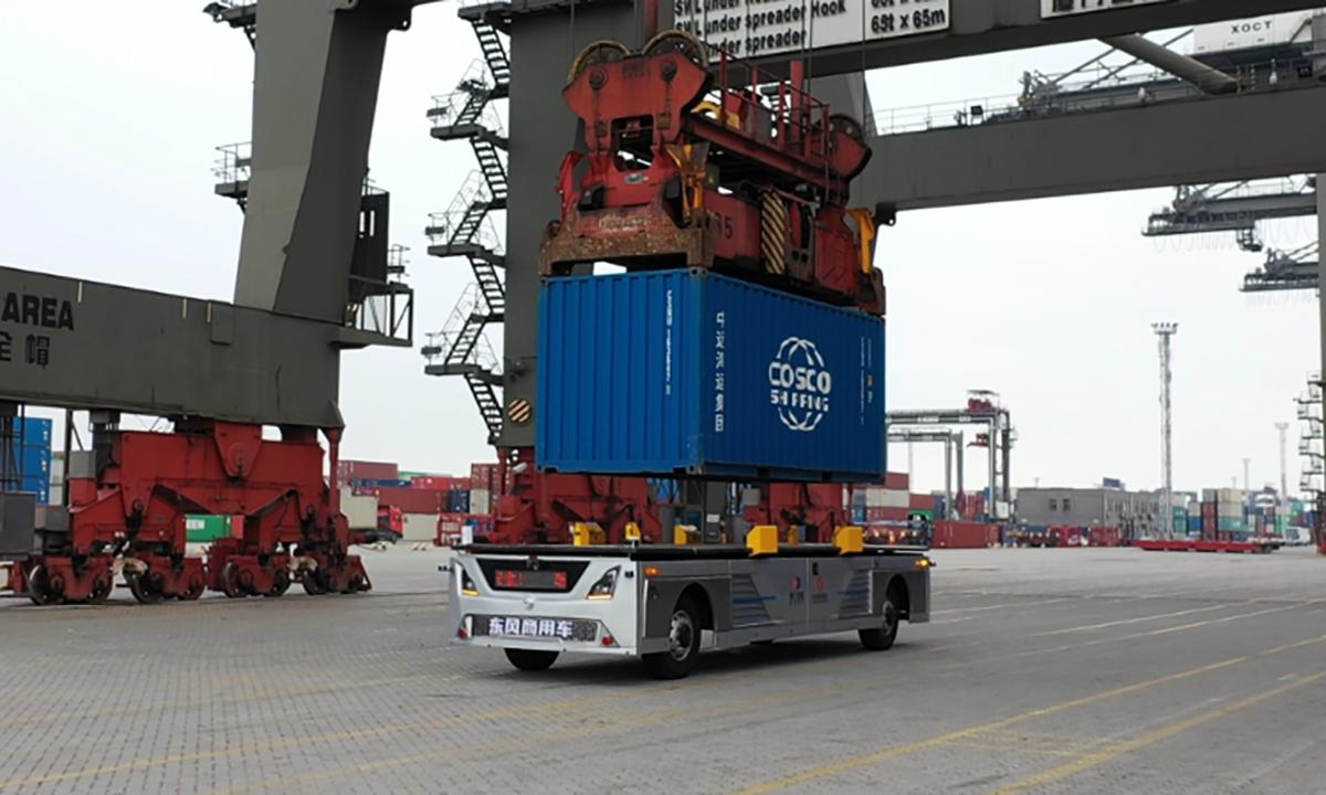 剑指国家标准,元戎启行助力厦门5G智慧港口示范项目建设