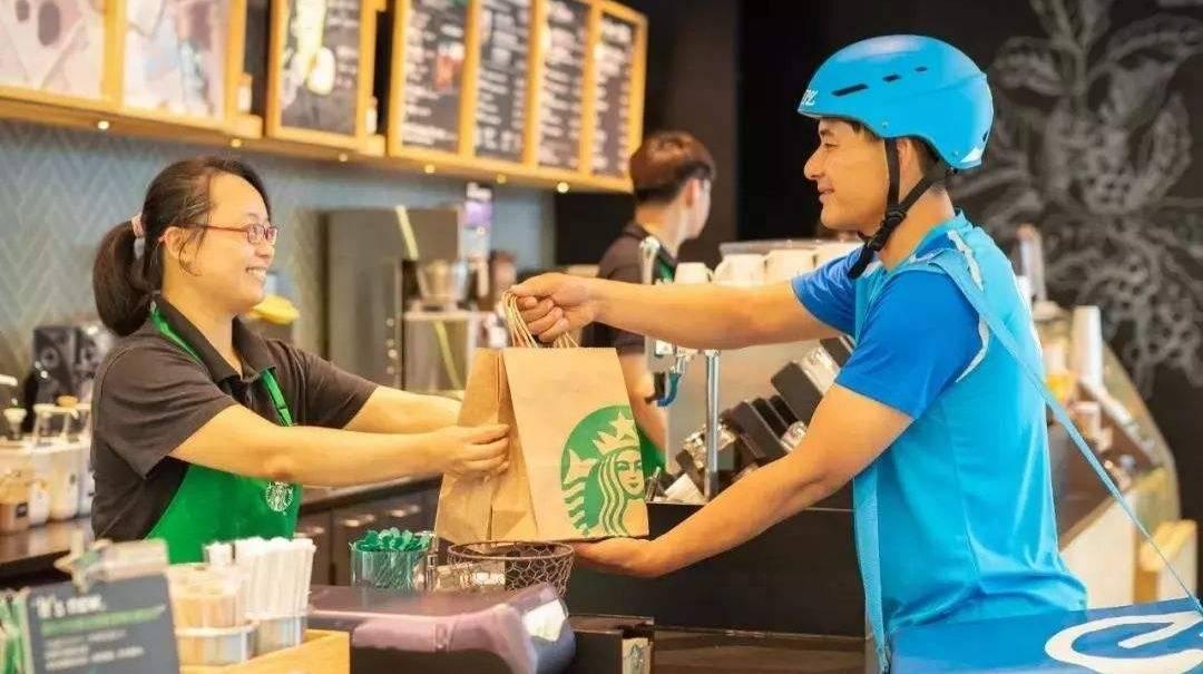 外卖也救不回来?星巴克中国同店订单量下降2%