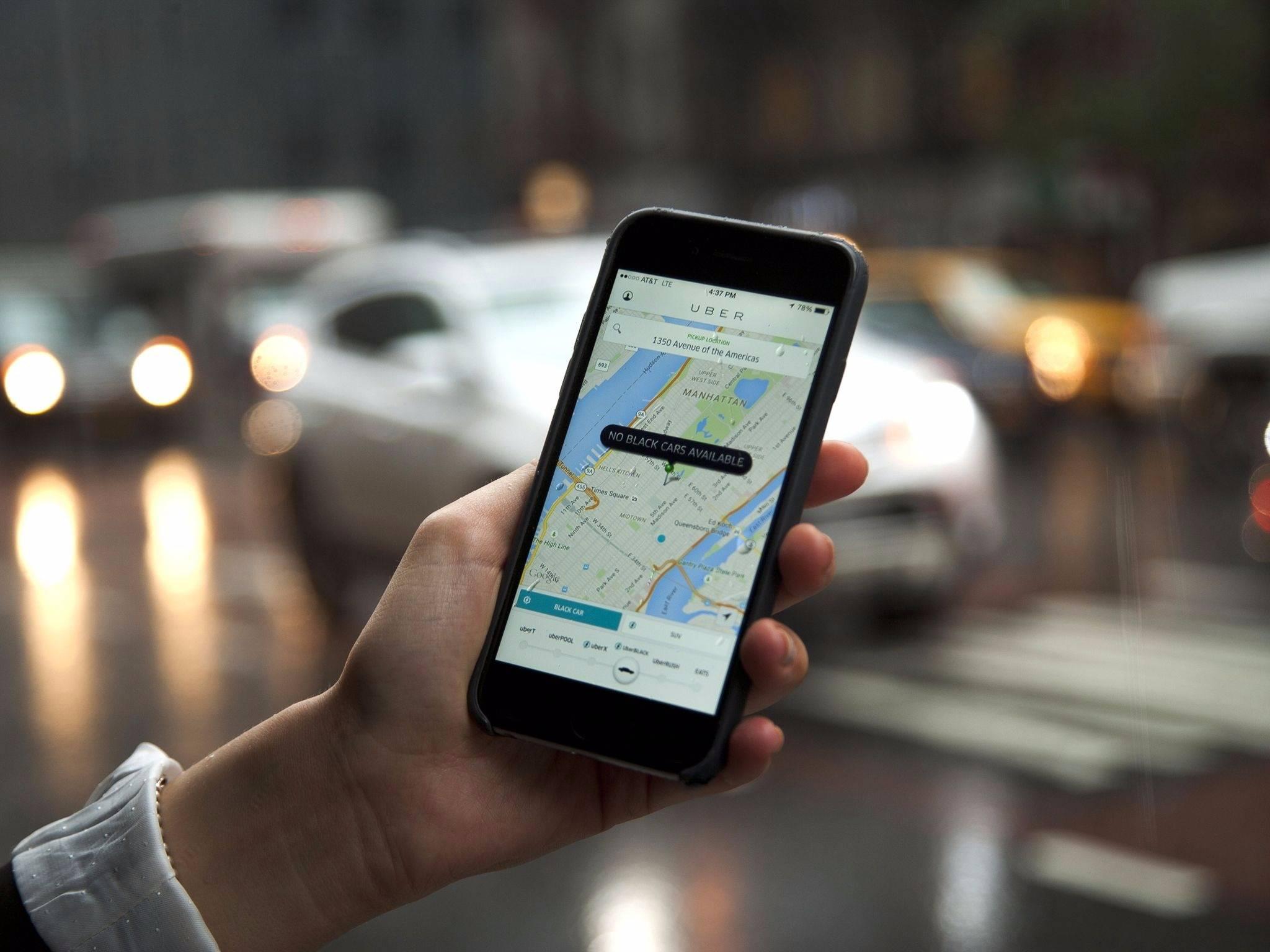 【早报】旧版Uber昨日全面停止服务,新版App获微信解禁