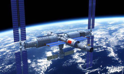 """10年14次 中国""""太空之吻""""助航天器在宇宙""""搭积木"""""""