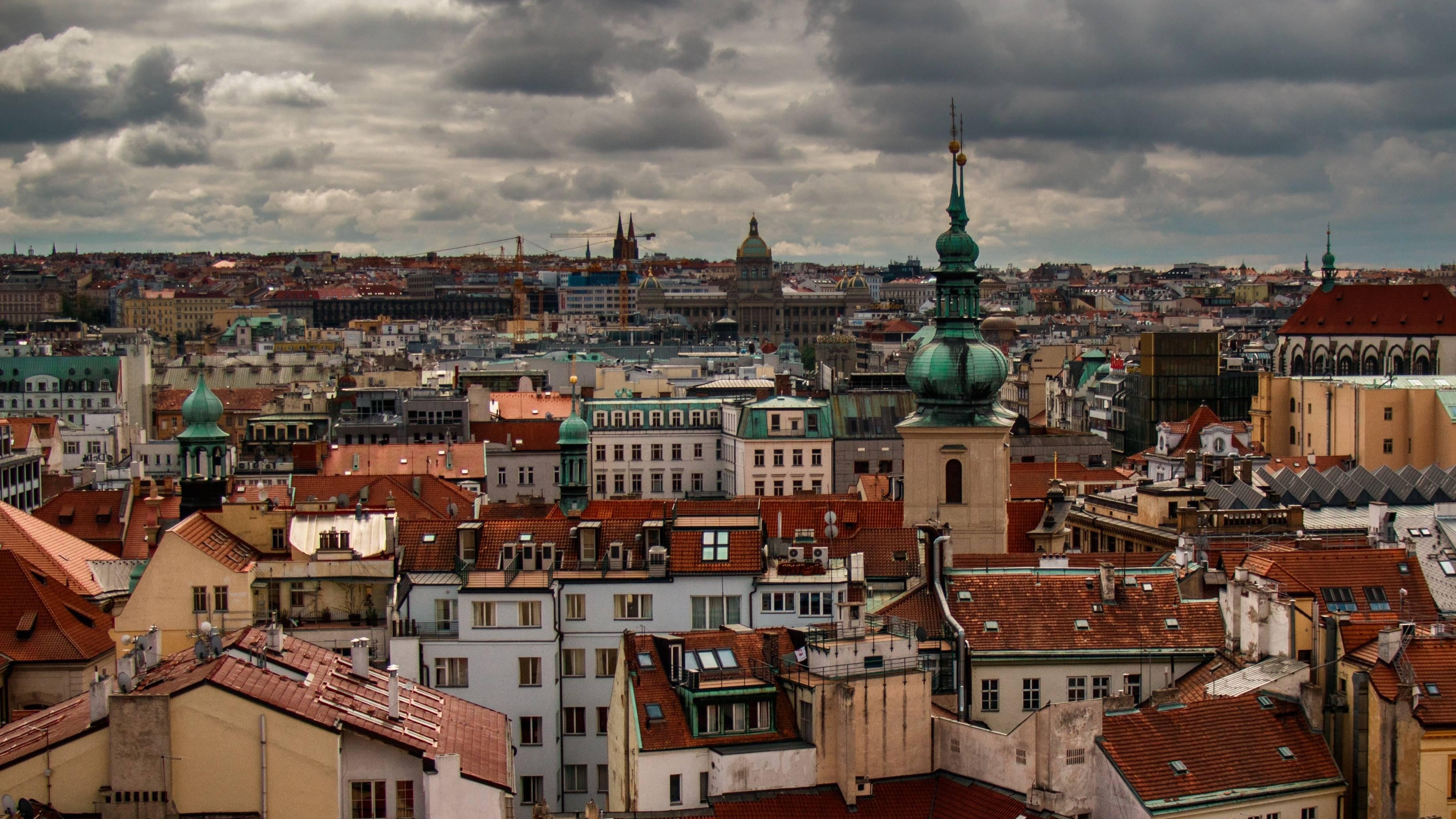 布拉格的古城内,竟然有个苹果手机博物馆?
