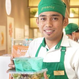 印尼初创公司「Greenly」 完成种子轮融资,结合新零售和O2O提供健康饮食