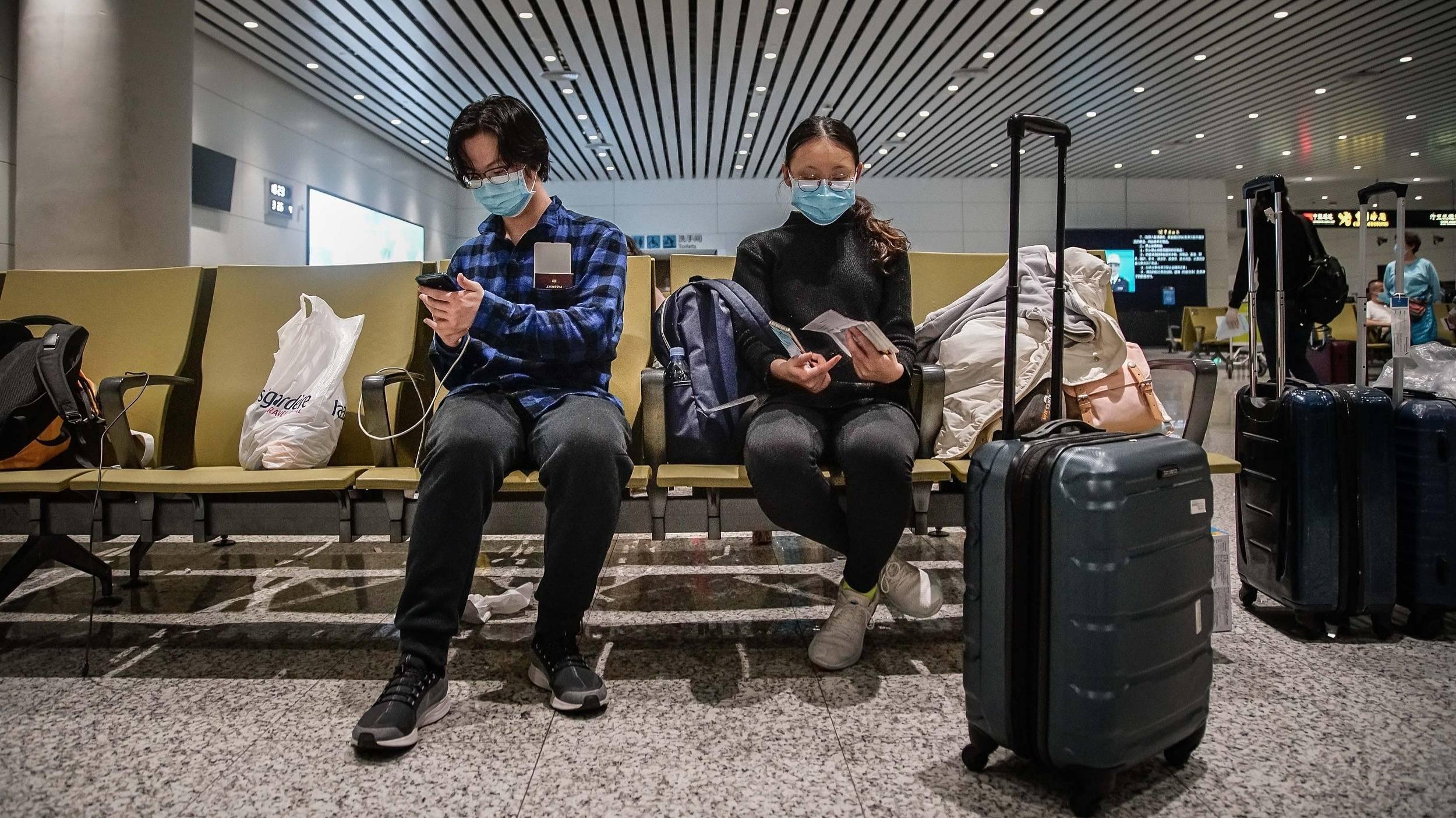 回国机票上的青春与哀愁