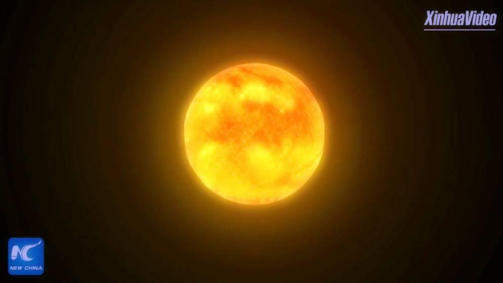 """【视频】中国在""""人造太阳""""项目取得重大突破"""