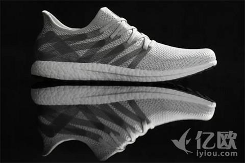 阿迪达斯公布首双机器人生产球鞋,拉开新时代的序幕